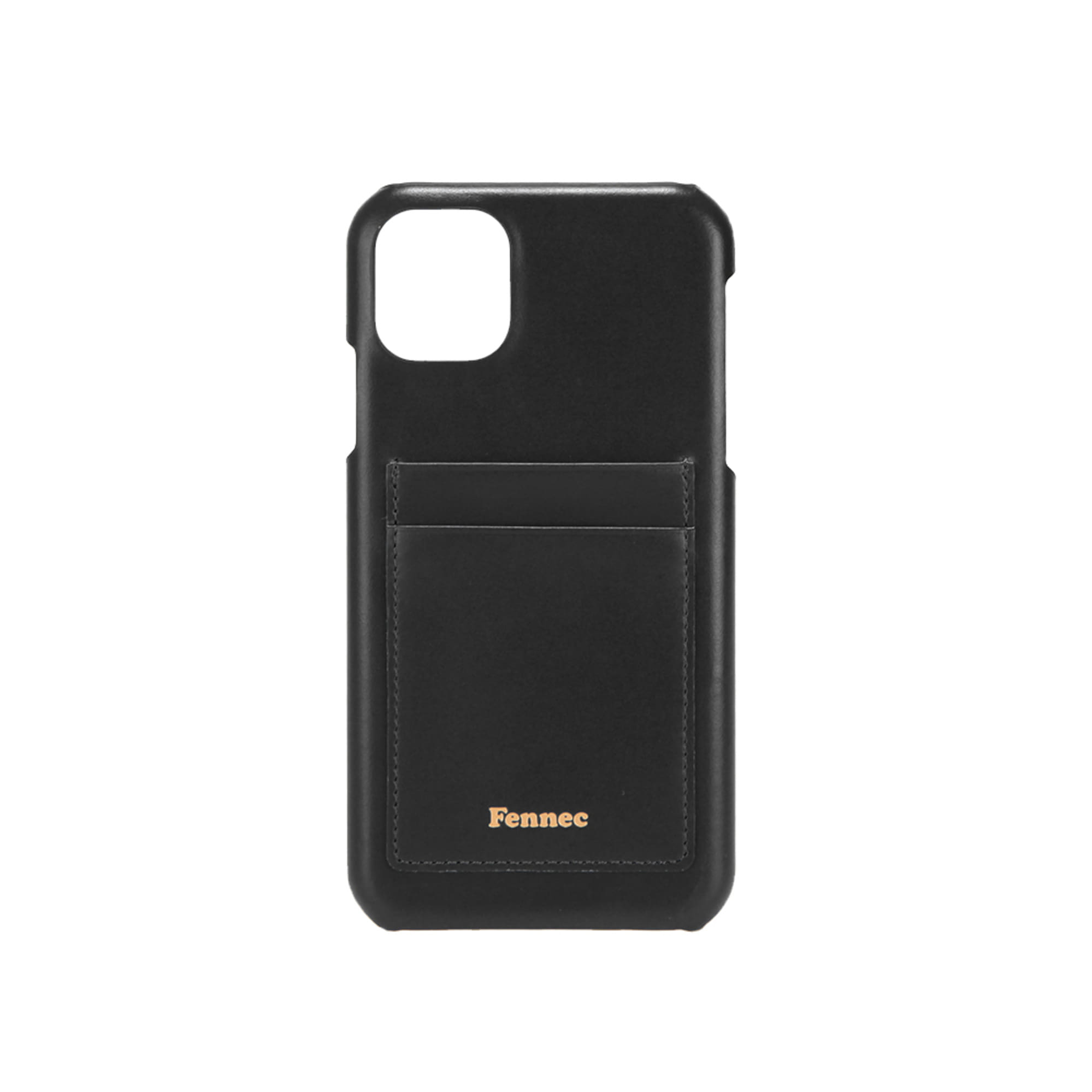 Fennec 페넥 C&S LEATHER iPHONE 11 CARD CASE (4색상)